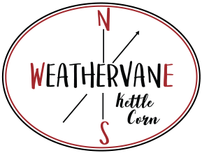 Weathervane Kettle Corn Logo